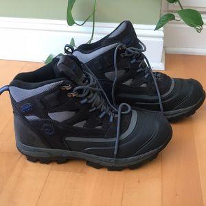 Men's KHOMBU Fleet Waterproof Hiking Boots